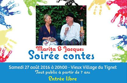 Soirée Contes – Samedi 27 Août