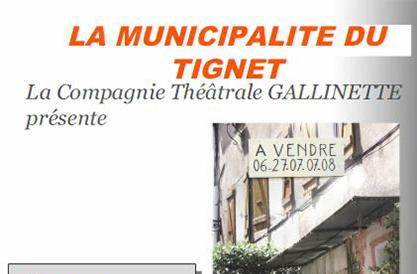 Théâtre – «Maison à vendre»