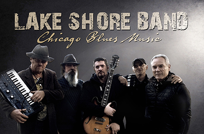 6ème soirée des «Estivales Tignétanes» – Concert en plein air avec le groupe «Lake Shore Band «